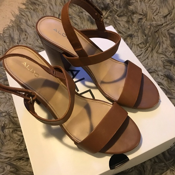 Aldo Heeled Sandals